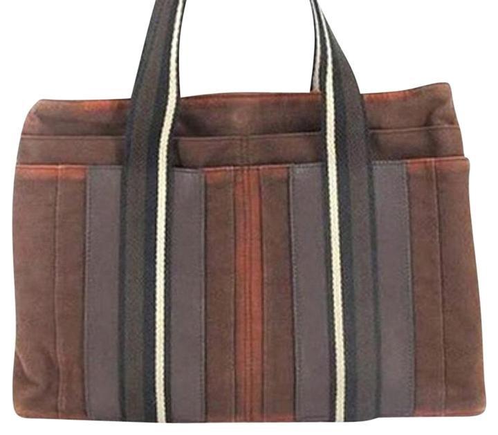 Hermès Multicolor 169061 Htl04 Tote Bag