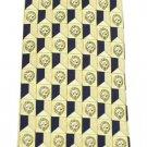 Gianfranco Ferre 100% Pure Silk Lion Patterned Tie GFTTY02