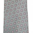 Ermenegildo Zegna 100% Pure Silk Diamond Square Tie EZTTY02