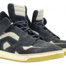 Louis Vuitton Slipstream High Top Lvsty05 Navy Blue Athletic Shoes