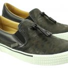 Jimmy Choo Leopard Maddox Slip On Sneakers Lsblm21 Flats
