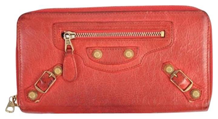 Balenciaga Zip Around Wallet 29BAL919