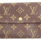Louis Vuitton Monogram Sarah Wallet LVTL173