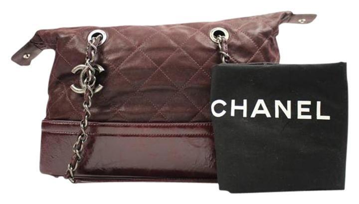 Chanel Matelasse Sac Camera Ccty37 Shoulder Bag