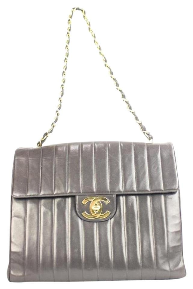 Chanel Xxl Maxi Classic Flap Cctl73 Shoulder Bag