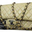 Glazed Caviar Classic Double Flap 210058 Shoulder Bag