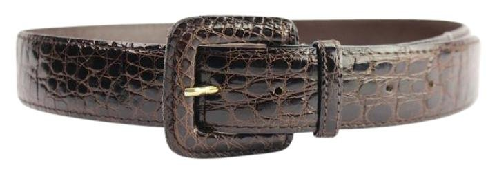 Cole Haan Crocodile Belt 84CHA104