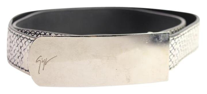 Giuseppe Zanotti Plaque Belt 85GZA104