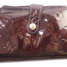 Louis Vuitton Bordeaux Kisslock Wallet 65LVA104