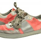 Louis Vuitton Men's Sneakers Lvlm3 Brown/ Red Athletic Shoes