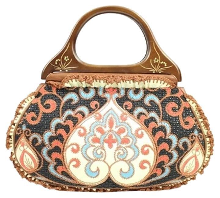 Isabella Fiore Satchel Irlm1 Tote Bag