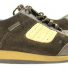 "Louis Vuitton Sneakers ""go 0073"" Lvlm1 Dark Brown/ Beige Athletic Shoes"