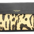 Isaac Mizrahi (display Model) Fur Lileth Ismlm1 Leopard Clutch