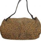 Bottega Veneta Nylon Leopard 68bva701 Shoulder Bag