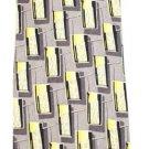 Ermenegildo Zegna Printed Silk Tie EZTTY21