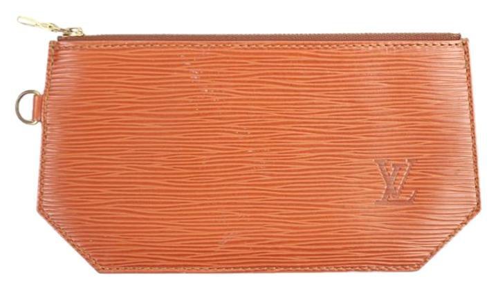 Louis Vuitton Brown Epi Clutch 28LVA909