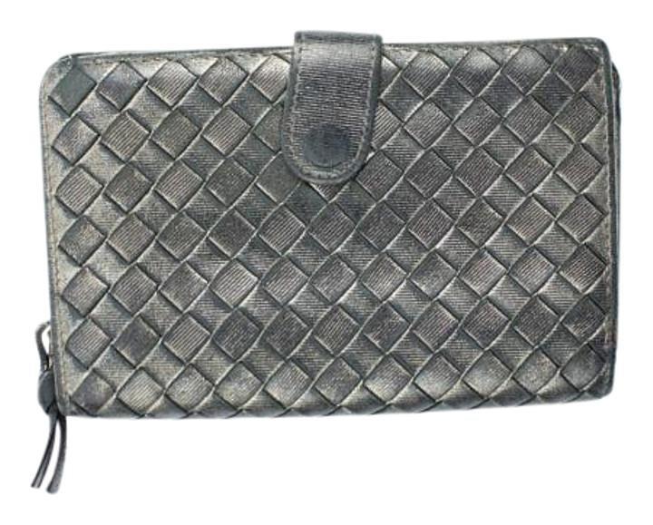 Bottega Veneta Woven Bifold Wallet 48BVA1025