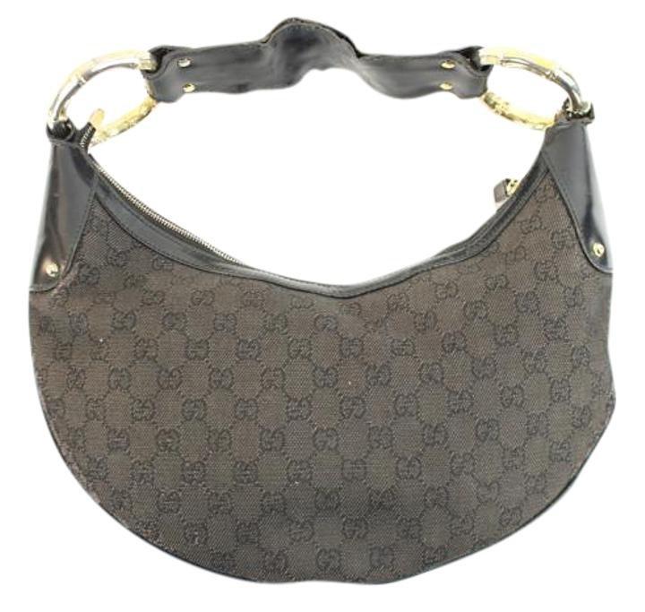 Gucci Bamboo 146gga1025 Hobo Bag