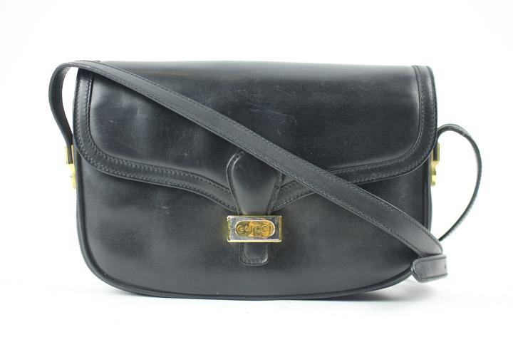 Gucci Leather Crossbody 13gga1025 Shoulder Bag