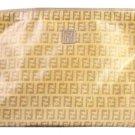 Fendi Ff Monogram Pouch 40ffa1020 Clutch