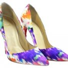 Christian Louboutin Satin Bouquet So Kate B50cla1020 Pumps