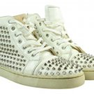 Christian Louboutin Spike Louis 9cla1108 Athletic Shoes