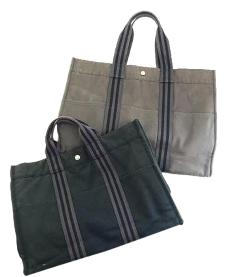 Hermès H Logo Stripe Wholesale Set 209828 Tote Bag