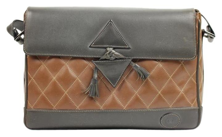 Gucci Quilted Ggty45 Shoulder Bag