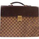 Louis Vuitton Damier Ebene Altona 100lva1014 Satchel