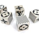 Louis Vuitton Magnetic Cube Block Game 210298