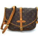Louis Vuitton Monogram Saumur Crossbody 211296 Shoulder Bag