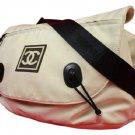 Chanel Jumbo Cc Messenger 211699 White Messenger Bag