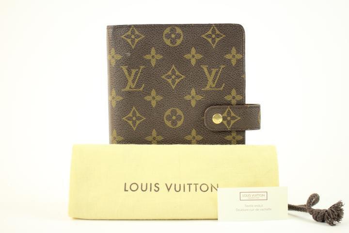Louis Vuitton Monogram Agenda MM 212561