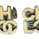 Chanel Name Earrings 49CCA11317