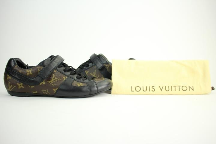 Louis Vuitton Monogram Globe Trotter 56lva13117 Athletic Shoes