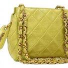 Chanel Quilted Lambskin Camera 213397 Shoulder Bag