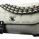 Chanel ( Excellent - ) Triple Chain Classic Flap 213165 Shoulder Bag