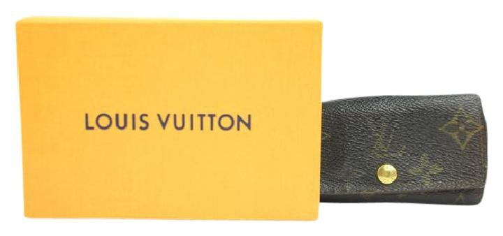 Louis Vuitton Monogram 4 Key Holder 19LVA3117
