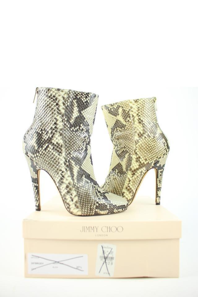 Jimmy Choo Python 37jca3917 Boots