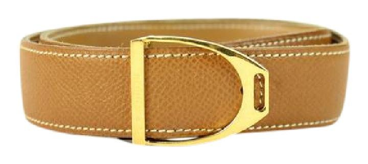 Hermès Reversible Belt 4HERTY3917