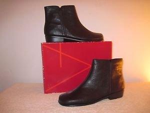 "Aerosoles ""Duble Trouble"" Zipper Boot size 9M Black - NEW in BOX"