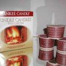 YANKEE CANDLE-KINDLE CANDLES FIRESTARTERS QTY.(12) - 2.5 OZ.FIRESTARTER CUPS
