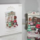 "Hallmark""Christmas Window 2010"",Patisserie,Bakery,Shop,Christmas Ornament,NIB"