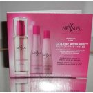 2 Nexxus Salon Hair Care,Color Assure No-Sulfate 3 Step Color Care System Kits