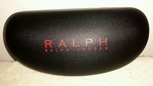 Ralph Lauren  Black Hard Case for Sunglasses or Eyeglasses
