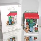 Hallmark Keepsake,Christmas Window 2011,Sporting Goods Shop,Holiday Ornament,NIB