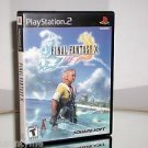 Final Fantasy X , Sony PlayStation 2 Video Game