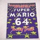 Super Mario 64: Survival Guide