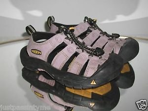 KEEN,Waterproof,Hiking,Girl's Sport Shoes Sandals,Color:Lavender , Size 12