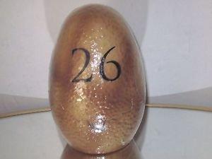 NEW SEALED  Hallmark Dinotopia Alpha Series Egg # 26 ==